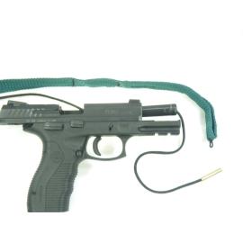 Cordon de nettoyage pour canon d'armes de poing - Boreblitz