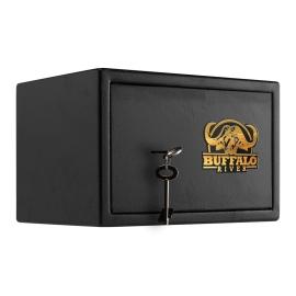 Coffre premium pour armes de poing à clef - Buffalo