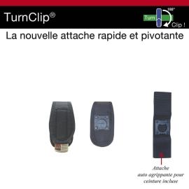 Etui porte Aérosol pivotant TURNCLIP® 50ml