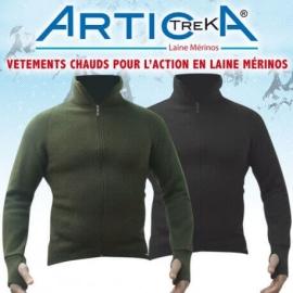 Veste grand froid Artikas noir
