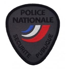 Ecusson de bras POLICE -Sécurité Publique BV