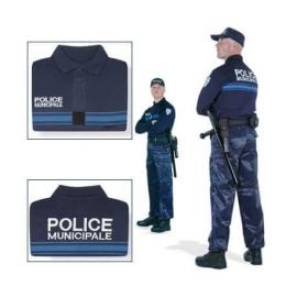 Polo Police Municipale ML