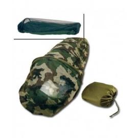 moustiquaire de sac de couchage