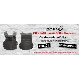 Pack Housse GPB + Bandeaux