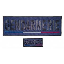 jeu de bandeaux basse visibilité gendarmerie