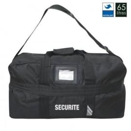 sac 65 litres sécurité