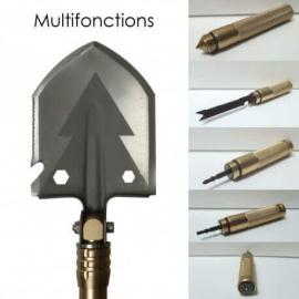 pelle multifonctions démontable