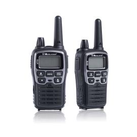 PACK 2 RADIOS PMR 446 XT 70
