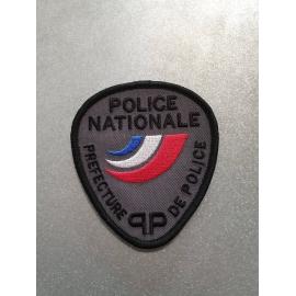 ecusson prefecture de police bv