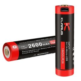 batterie rechargeable avec micro usb