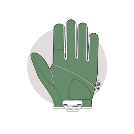 gants coqués breacher