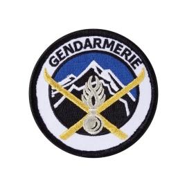 ecusson gendarmerie haute montagne