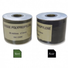 DRISSE POLYPROPYLENE 3MM X 30M