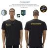 Tee-shirt cooldry anti-humidité Gendarmerie