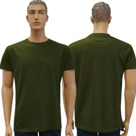 Tee-shirt coton vert