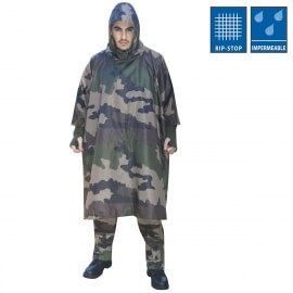 PONCHO POLYESTER RIPSTOP