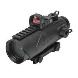 Viseur point rouge Wolfhound 6x44 HS-223 avec Mini Shot M-Spec LQDK
