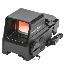 Viseur point rouge Ultra Shot M-Spec LQD Reflex Sight noir