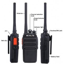 lot de deux radios