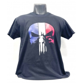 Tee-shirt PUNISHER Noir
