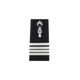 Foureaux Gendarmerie Departemental brodé
