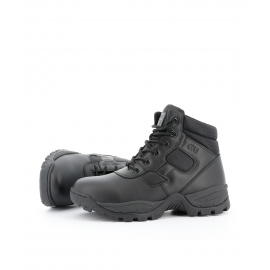 Chaussures GK MID BOOTS – CUIR ET TOILE