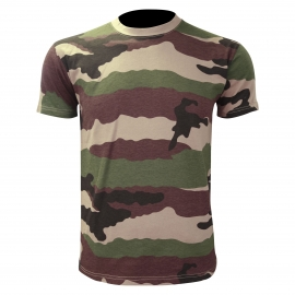 tee-shirt coton cam