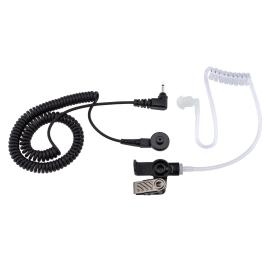 Casque de protection tir + oreillette pour radio